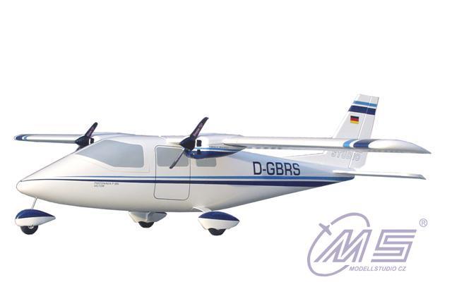 Partenavia - лётно-технические характеристики самолёт - lynxjet private flights